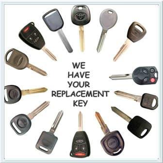 Car Keys Replacement Santee CA